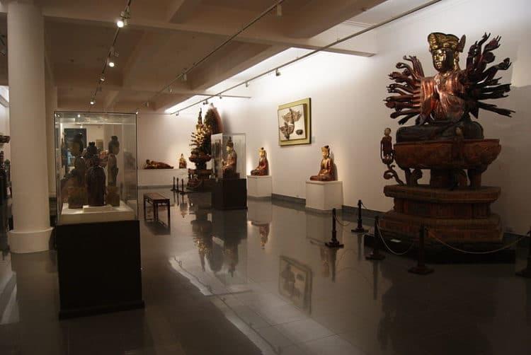 Музей изобразительных искусств - достопримечательности Ханоя