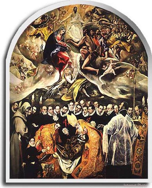 Церковь Санто Томе - достопримечательности Толедо