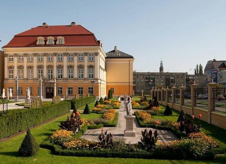 Королевский дворец - достопримечательности Вроцлава