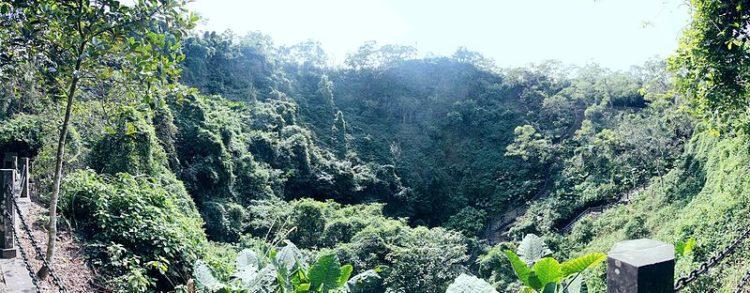 Вулкан Ма Ань - достопримечательности Хайнаня