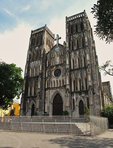 Ханойский кафедральный собор - достопримечательности Ханоя