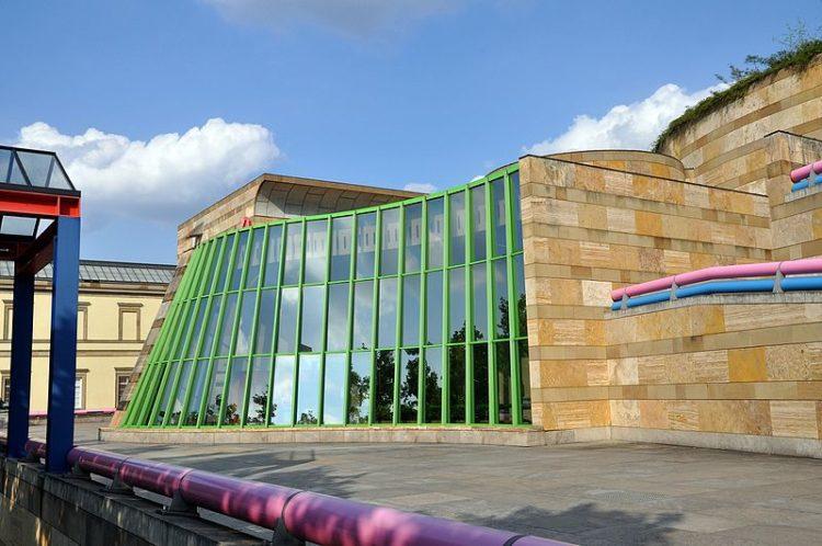 Государственная галерея Штутгарта - достопримечательности Штутгарта