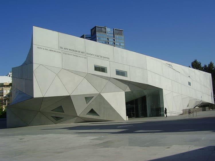 Тель-Авивский музей изобразительных искусств - достопримечательности Тель-Авива