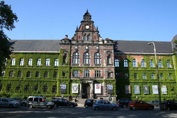 Национальный музей - достопримечательности Вроцлава
