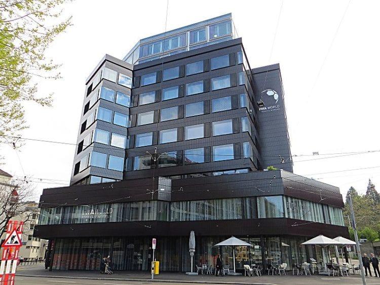 Музей футбола ФИФА - достопримечательности Цюриха