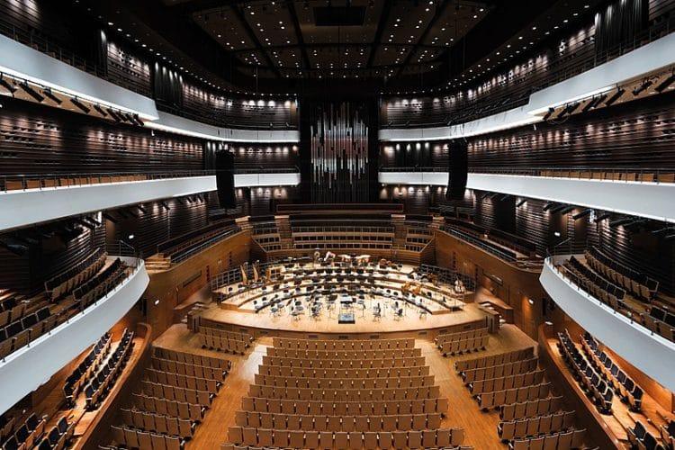 Национальный Форум Музыки - достопримечательности Вроцлава