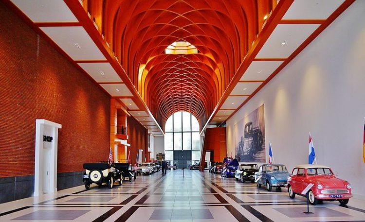 Музей Лоувманна - достопримечательности Гааги