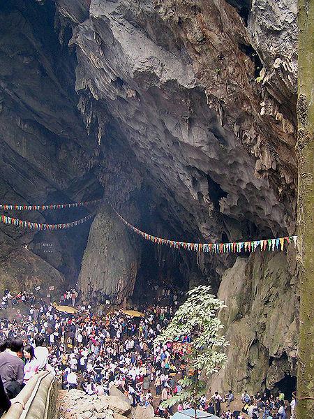 Ароматная пагода - достопримечательности Ханоя