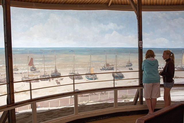 Панорама Месдаха - достопримечательности Гааги