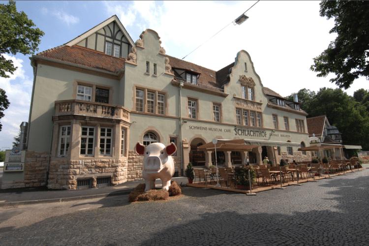 Музей свиней - достопримечательности Штутгарта