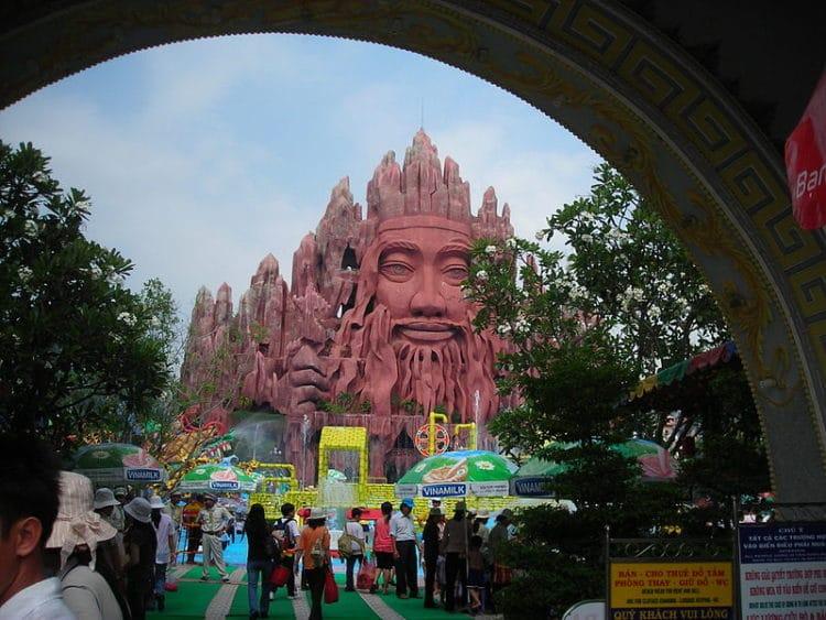 Парк развлечений Суой Тьен - Что посмотреть в Хошимине