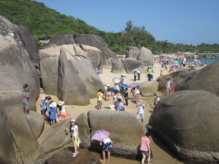 Парк «Край Света» - достопримечательности Хайнаня