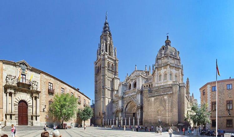 Кафедральный собор Святой Марии - достопримечательности Толедо