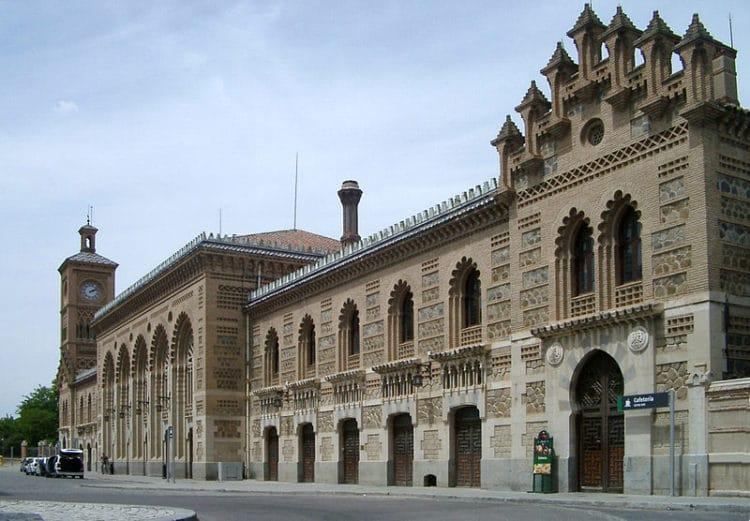 Железнодорожный вокзал Толедо - достопримечательности Толедо