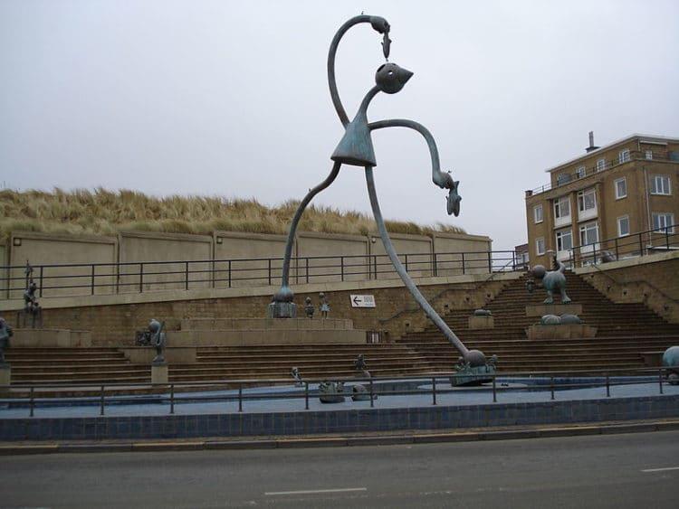 Музей «Скульптуры на море» - достопримечательности Гааги
