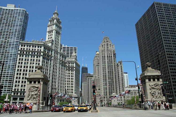 Великолепная миля - достопримечательности Чикаго