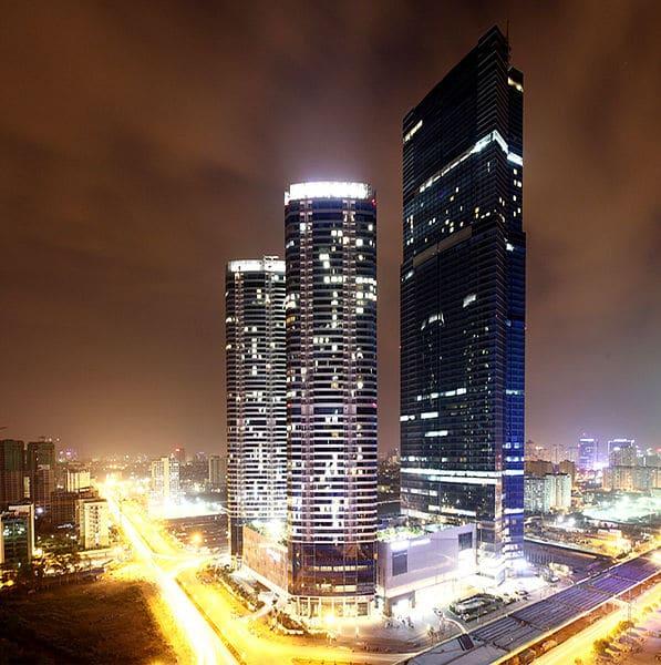 Смотровая площадка Landmark 72 - достопримечательности Ханоя