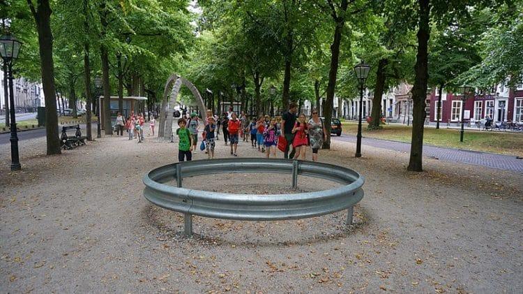 Улица Воорхаут - достопримечательности Гааги