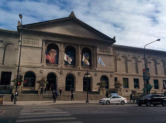 Чикагский институт искусств - достопримечательности Чикаго
