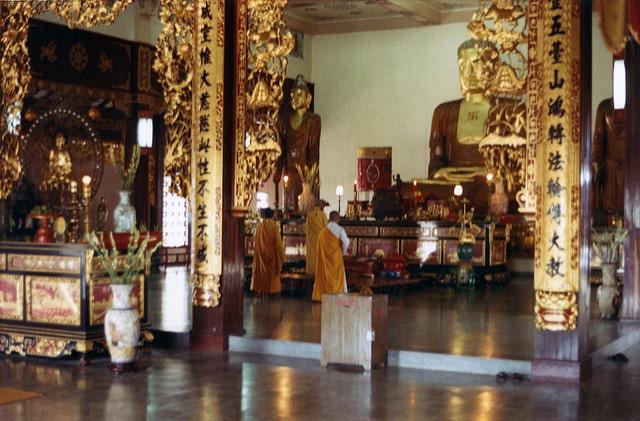 Пагода Винь-Нгьем - достопримечательности Хошимина