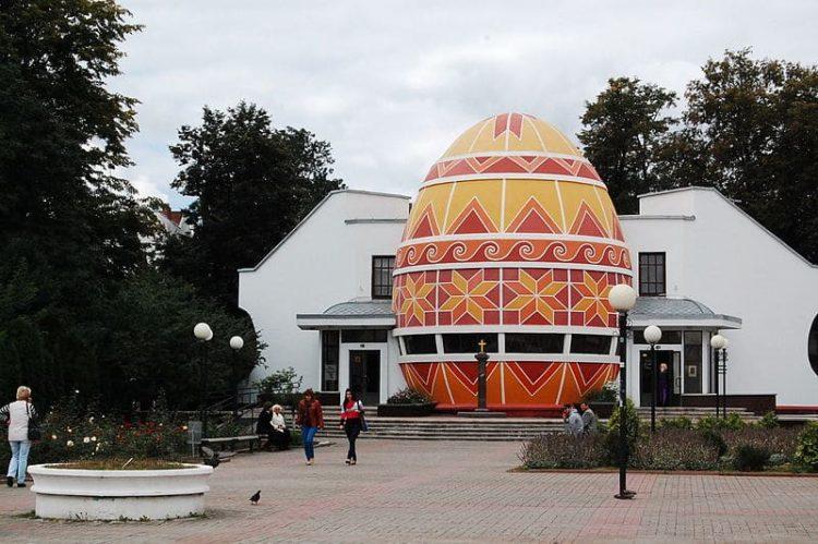 Музей Писанка на Украине