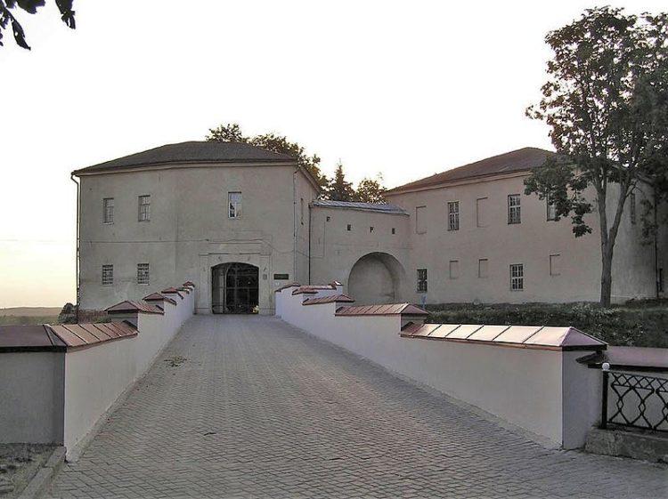 Старый замок - достопримечательности Гродно