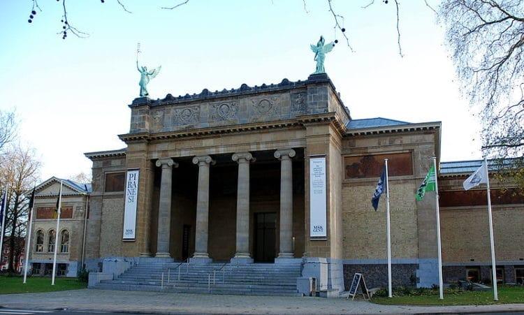 Музей изящных искусств - достопримечательности Гента