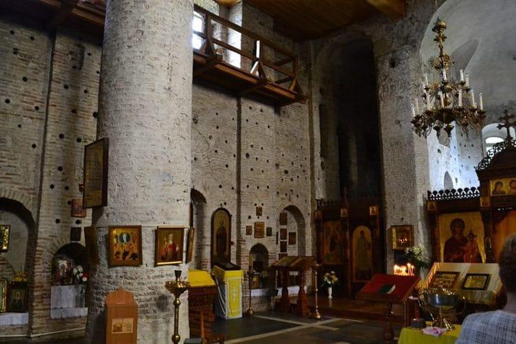 Борисоглебская церковь - достопримечательности Гродно