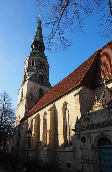 Церковь Святого Эгидия - достопримечательности Ганновера