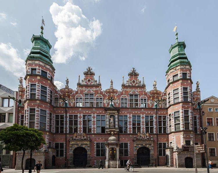 Большой арсенал - достопримечательности Гданьска