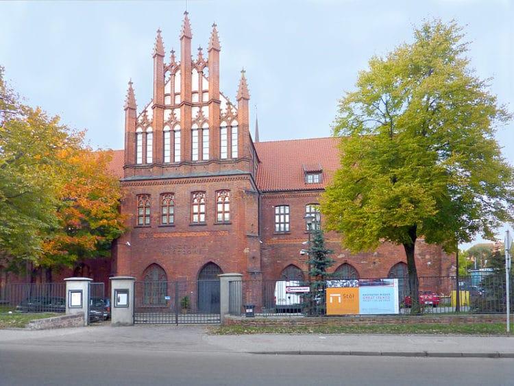 Национальный музей Гданьска - достопримечательности Гданьска