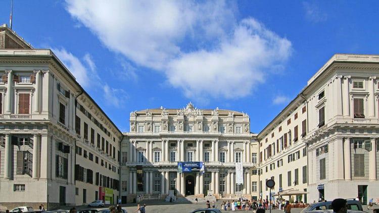 Палаццо Дукале - достопримечательности Генуи