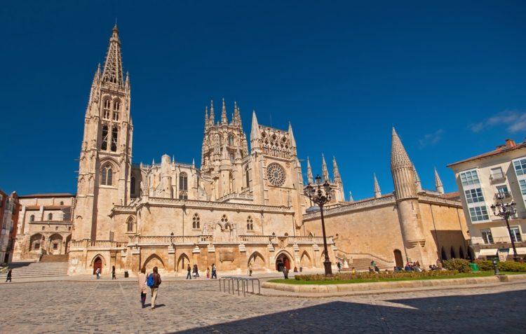Бургосский собор в Испании