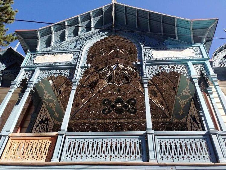 Дом Мирза-Риза-хана в Грузии