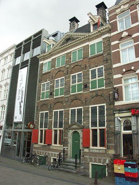 Дом-музей Рембрандта в Нидерландах