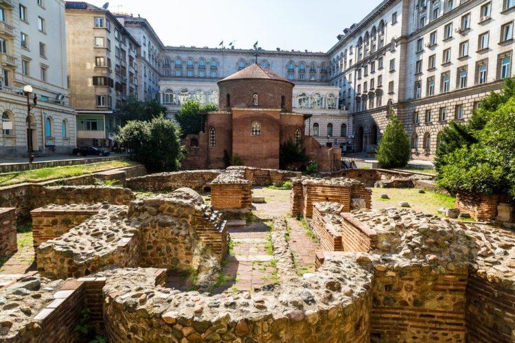 Ротонда Святого Георгия в Болгарии