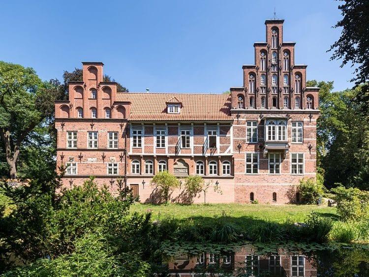 Замок Бергедорф в Германии
