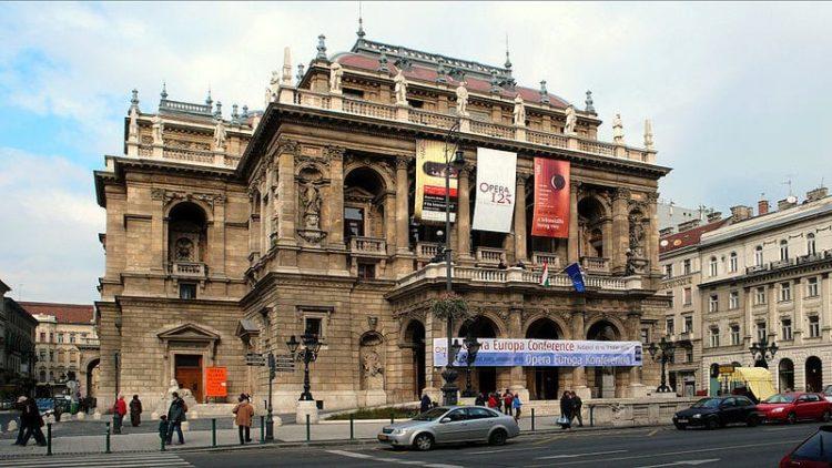 Венгерский государственный оперный театр в Венгрии