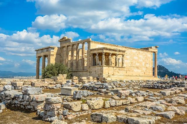 Эрехтейон в Греции