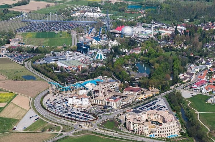 Европа-парк в Германии