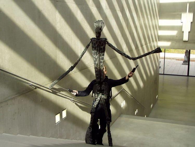 Музей современного искусства - достопримечательности Зальцбурга