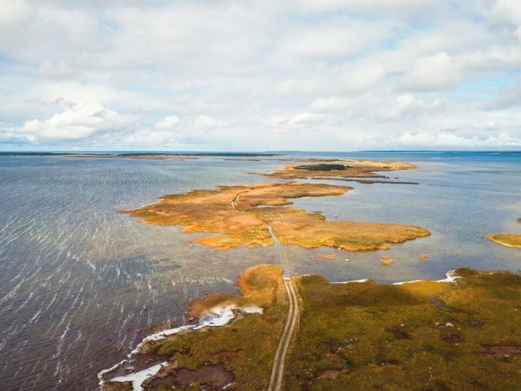 Национальный парк Вильсанди в Эстонии