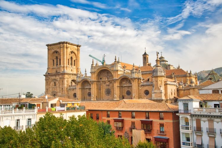 Королевская капелла в Испании
