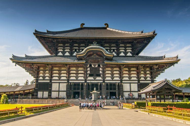 Храм Тодай-дзи в Токио