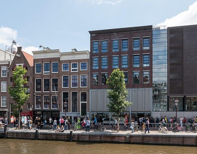 Дом-музей Анны Франк в Нидерландах