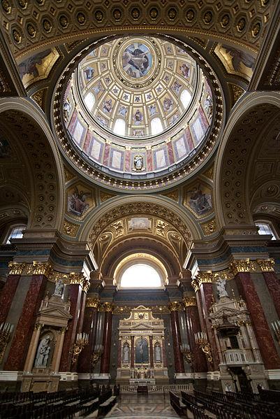 Базилика Святого Иштвана в Венгрии