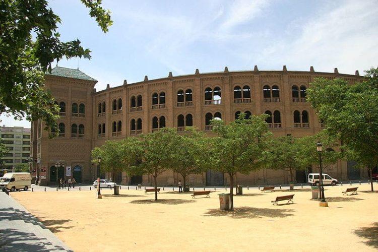 Арена для корриды в Испании