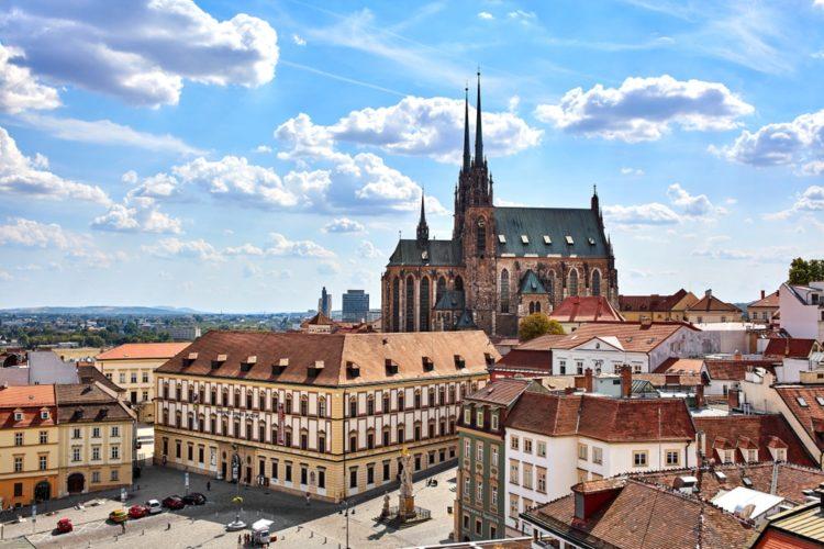 Собор Святых Петра и Павла в Чехии