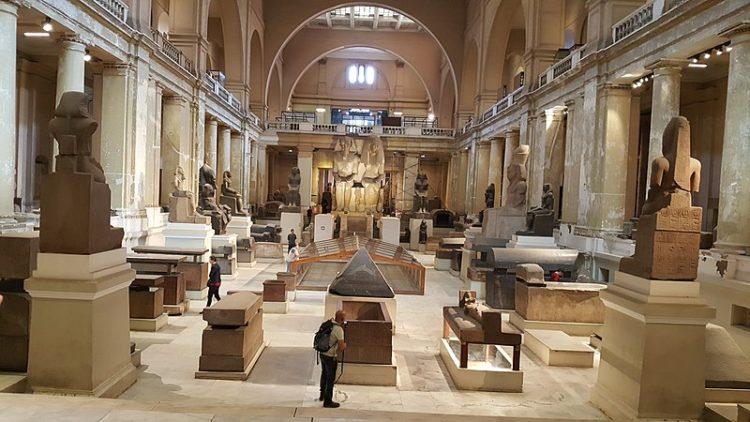 Египетский музей в Египте