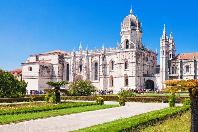 Монастырь Жеронимуш в Португалии